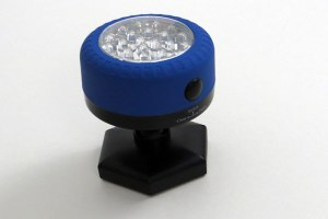 24 LED 360 Degree Pivot Work Light