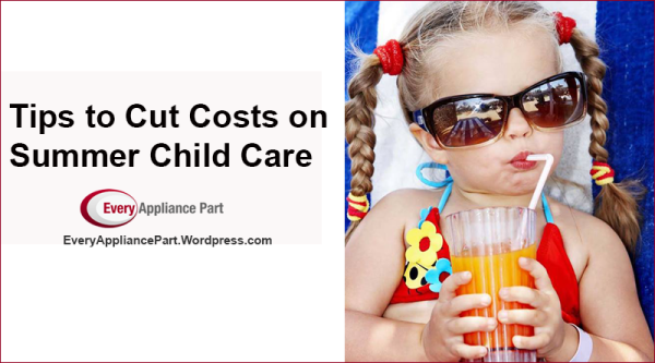 Tips to Cut Child Care Summer Costs