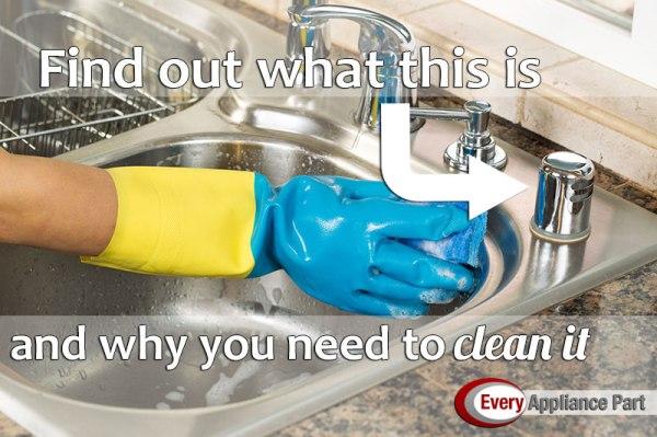 Dishwashers and air drain gaps