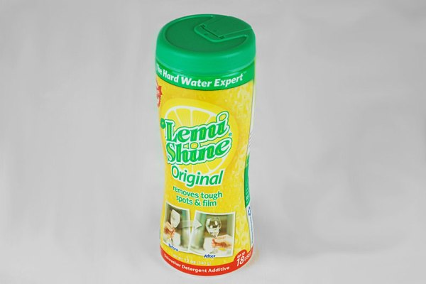 Lemi Shine Dishwasher Detergent Booster