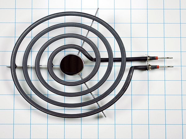 electric stove burner coil