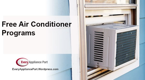 Free Air Conditioner Programs
