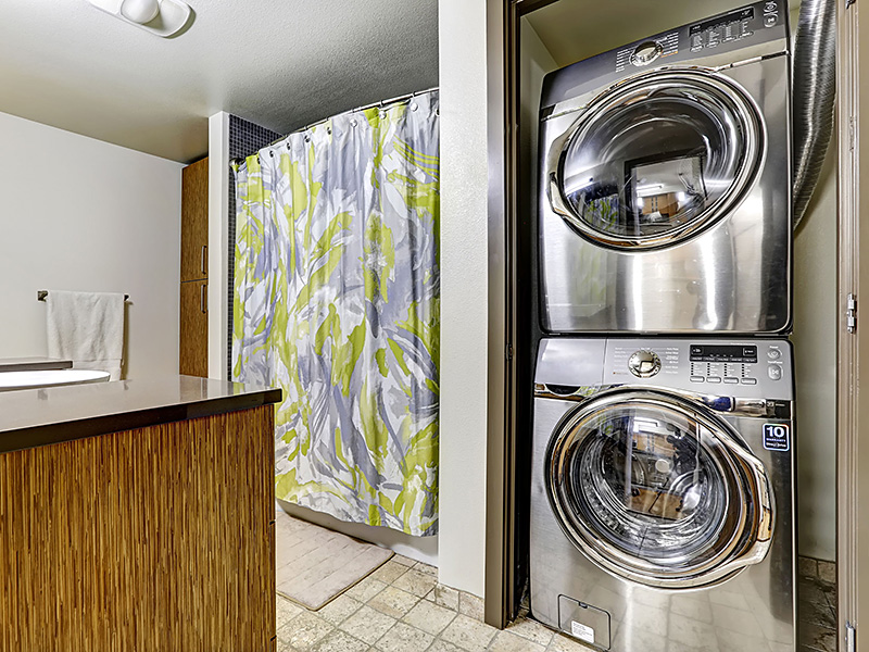Stacking A Washer And Dryer Every Appliance Part Blog