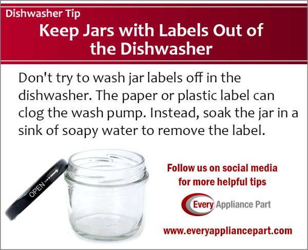 Dishwasher Repair Tip