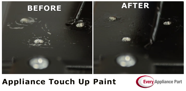 appliance touchup paint