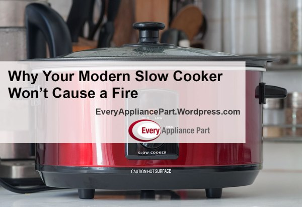 Modern Slow Cooker and Fires