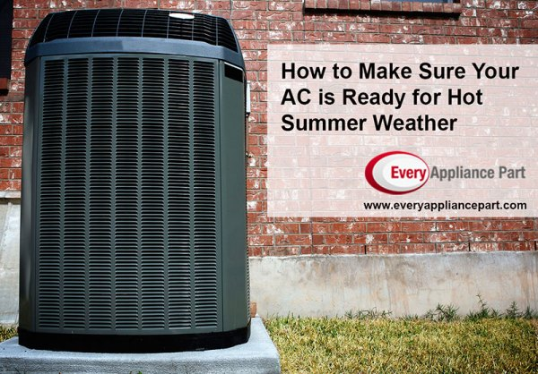 How to Make Sure Your AC is Ready for Hot Summer Weather