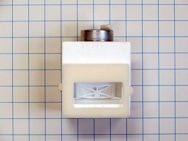 Electrolux Refrigerator Damper Control Assembly 241600906