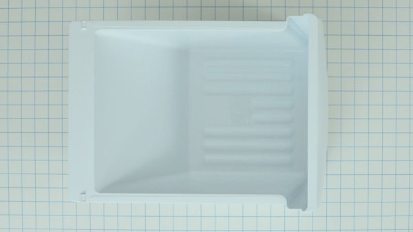 Electrolux Refrigerator Veggie Crisper Pan Part Number 240364501