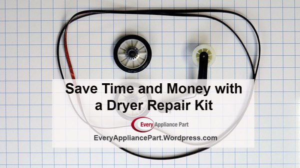Save Time and Money with a Dryer Repair Kit